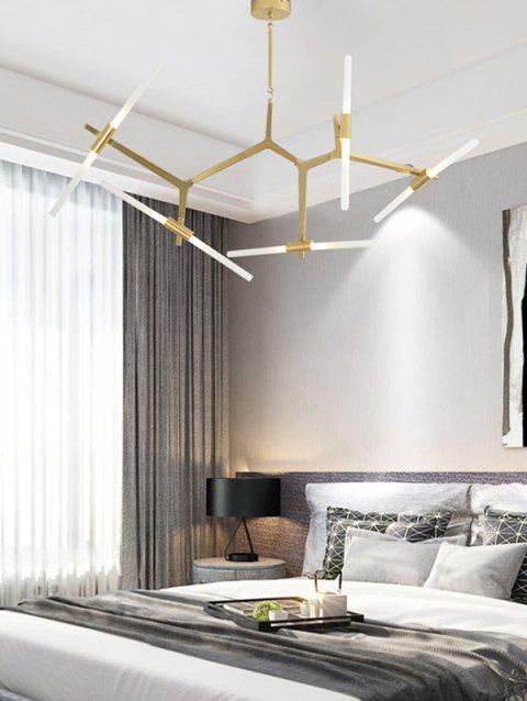 Home Decoration Ceiling Lamp - GOLD