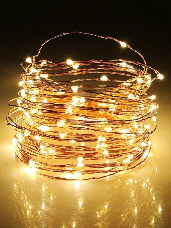 10 Meters String Lights with Remote Control