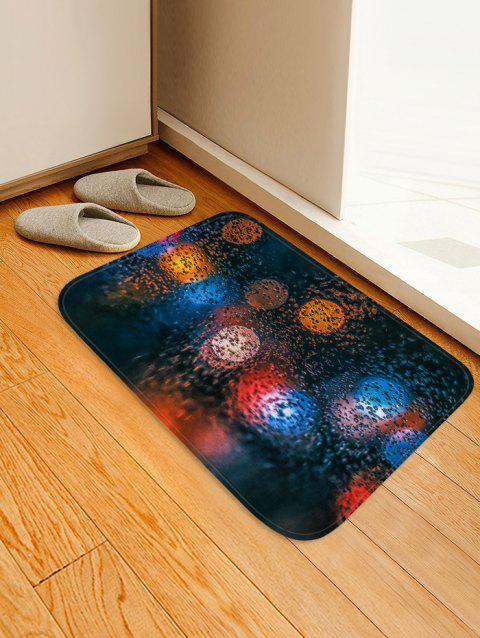 Tapis abstrait 3D Light Light - multicolor A W16 X L24 INCH
