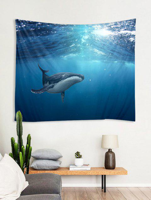 Animal Pattern Printed Tapestry - multicolor A W59 X L51 INCH