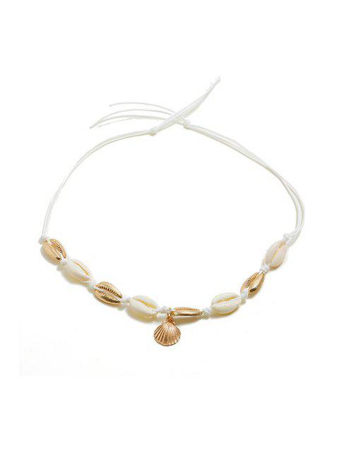 Conchiglie- Shell Necklace