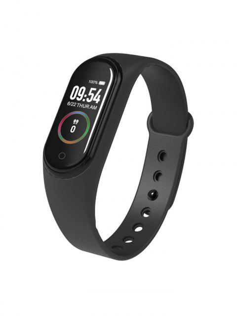 M4 Bluetooth Smart Bracelet with Blood Pressure Heart Rate Sleep Monitor