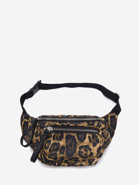 Leopard Print Casual Funny Pack - LEOPARD
