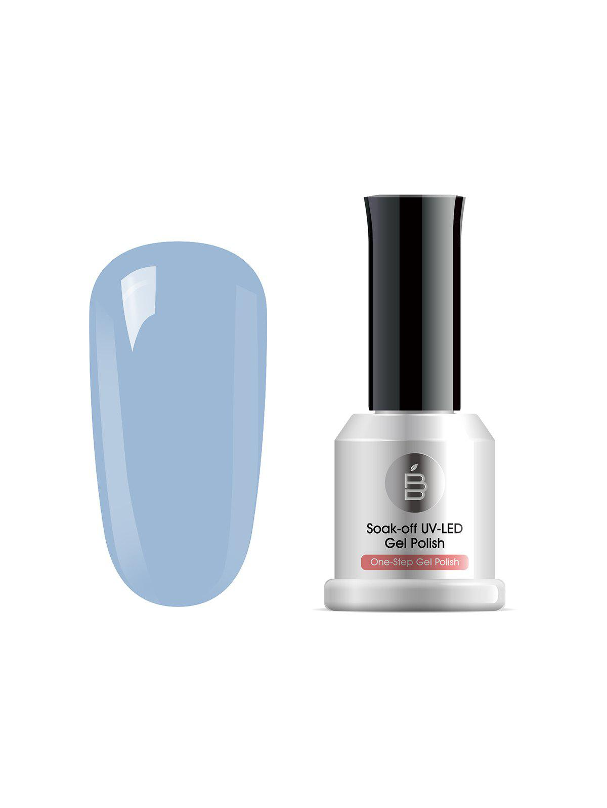 Soak-off UV-LED Gel Polish - POWDER BLUE