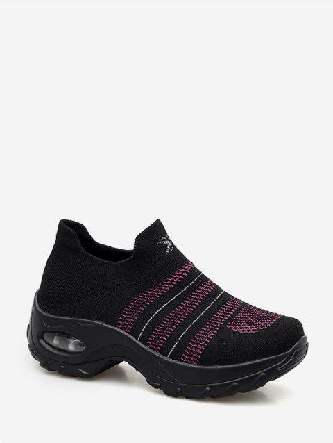 Air Cushion Weave Chaussures de course - Violet Terne EU 39