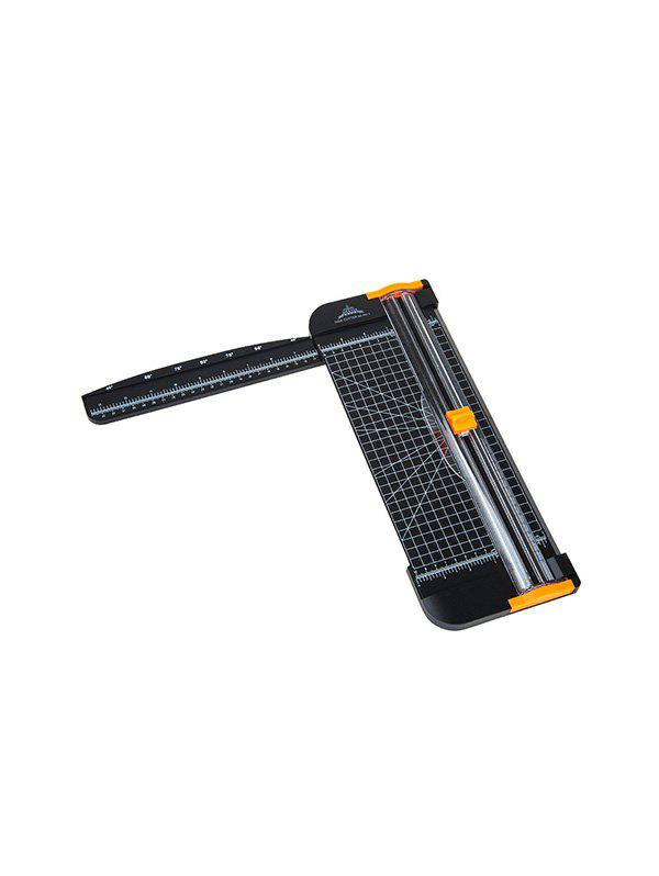 A4 Paper Cutter Trimmer Ruler - BLACK