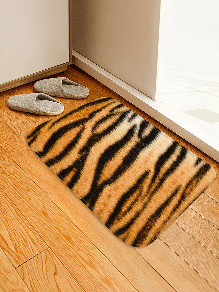 Animal Printed Floor Rug, Multi-a
