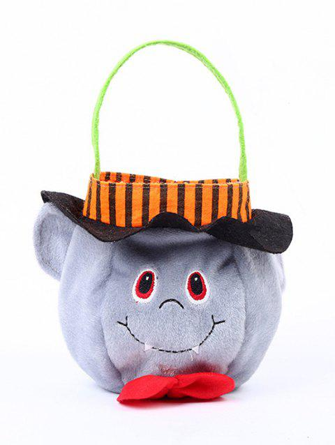 Halloween Party Candy Bag - GRAY CLOUD