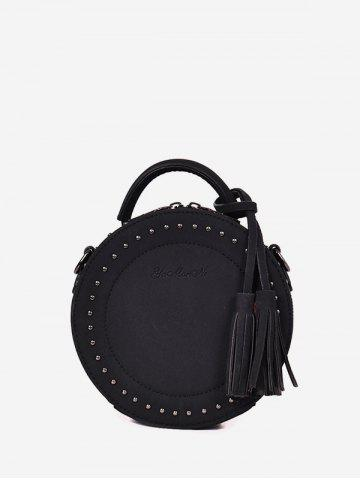 tassel-stud-retro-shoulder-bag