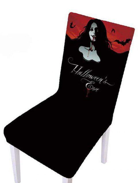Awesome Halloween Witch Pattern Chair Cover Caraccident5 Cool Chair Designs And Ideas Caraccident5Info
