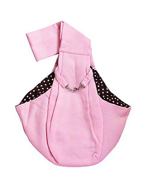 Sac d'animal portable - Rose