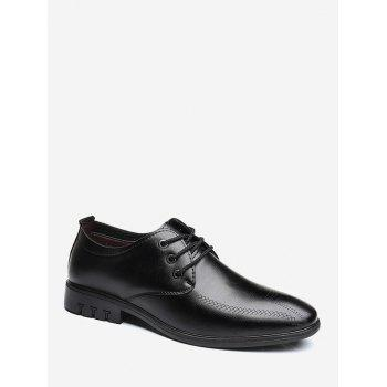 Simple Faux Leather Business Shoes Simple Faux Leather Business Shoes