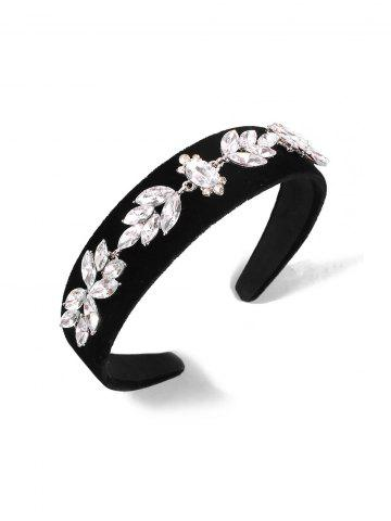 rhinestone-velour-floral-wide-hairband