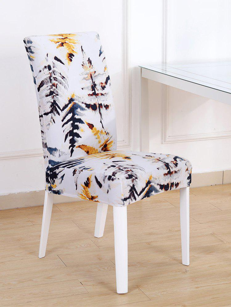 1PCS Casual Printed Elastic Chair Cover - multicolor A W16 X L24 INCH