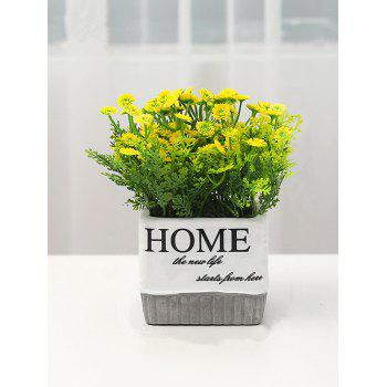 Home Decoration Artificial Potted Plant