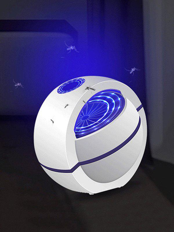 USB Photocatalyst LED Mosquito Killer Lamp - WHITE