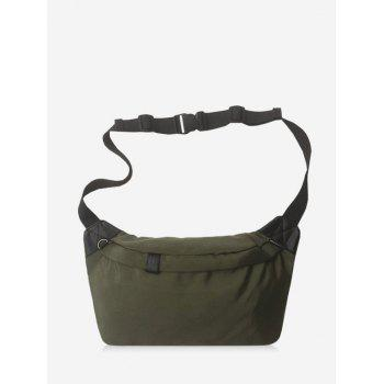 Leisure Oxford Cloth Crossbody Chest Bag