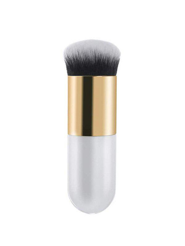 Multi-function Wet And Dry Chunky Makeup Brush - NATURAL WHITE 1PC