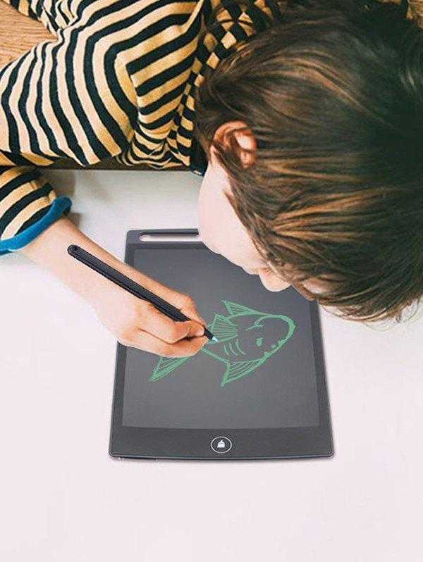 8.5 Inch LCD Writing Tablet Electronic Writing Board for Kids Office - BLACK