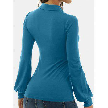 Knot Long Sleeve Top