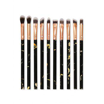 10Pcs Eye Shadow Gradient Makeup Brush Set