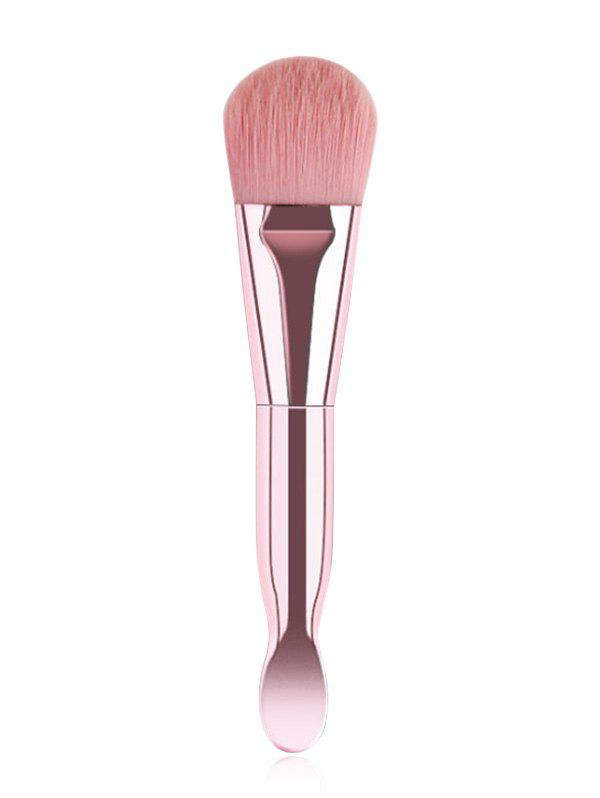 Beauty Tool Double-ended Mask Brush With Spoon - GOLDEN