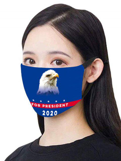 Flag Printed Windproof Face Mask