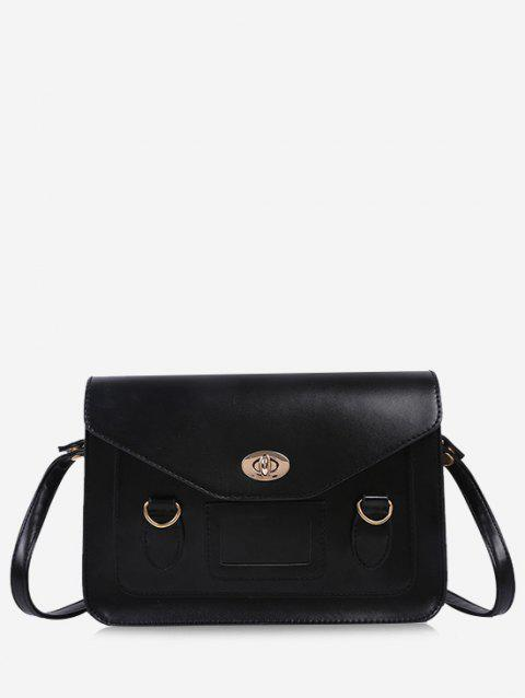 Retro Cover Shoulder Bag