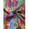 Marvel Spider-Man Patchwork Print Jacket - multicolor A XL