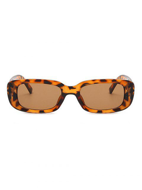 Lunettes de Soleil Monture Rectangle