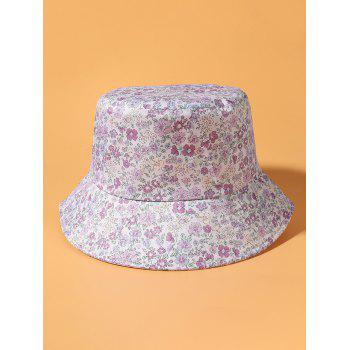 Ditsy Floral Print Bucket Hat