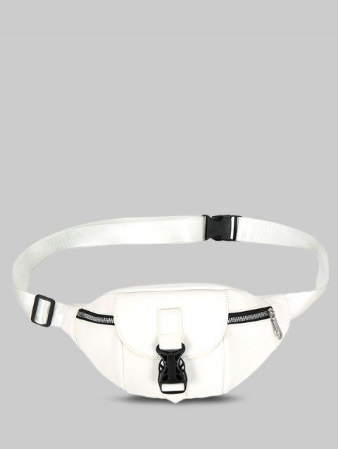 Brief Release Buckle Chest Bag