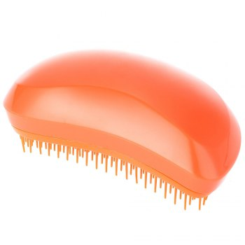 Hair Brush Messager Comb Anti-static Anti-tied Styling Tool -  ORANGE