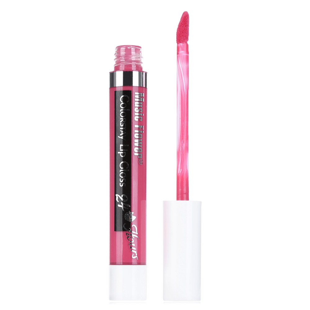 12 Colors Waterproof Moisturizing Liquid Lip Gloss