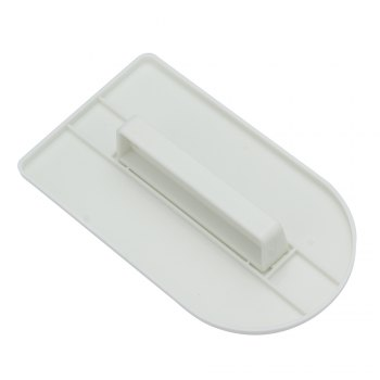 DIY Cake Fondant Smoother Scraper Paste Mold Baking Tool