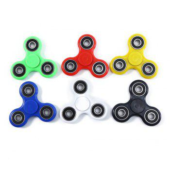 Hand Spinner EDC Finger Toy for ADHD Autism Learning - WHITE