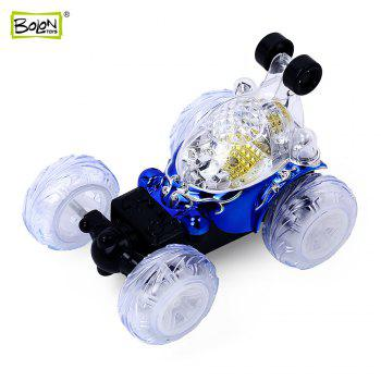 BOLON TOYS Rotatable Remote Control Stunt Car