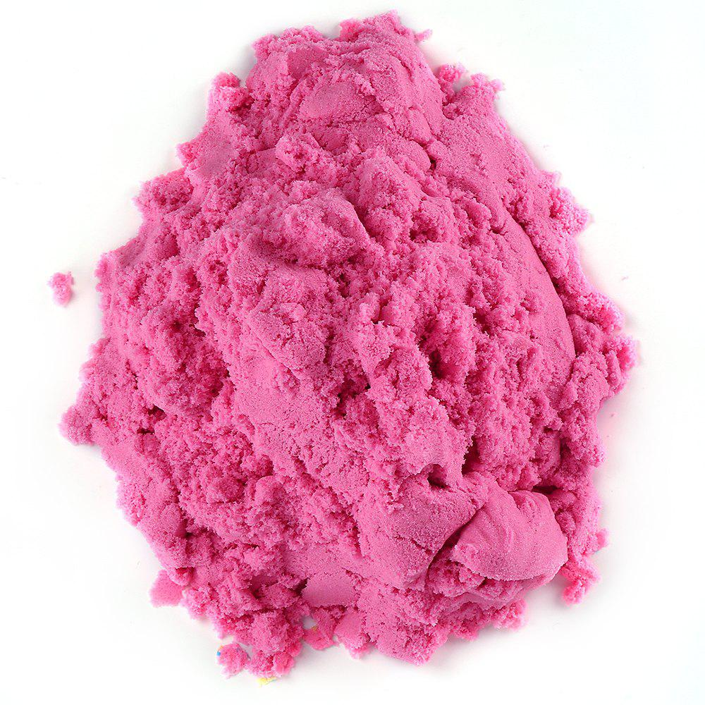 500g Chromatic Space Sand Toy for Children - PINK