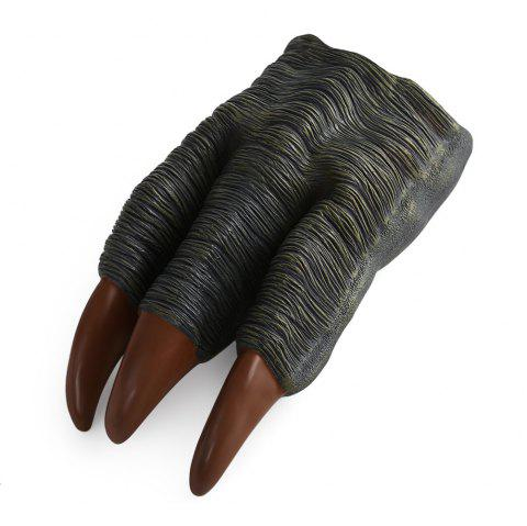 Dinosaur Claw Hand Puppet Toy - GRAY