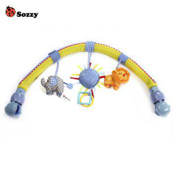 Sozzy Strollers Car Clip Seat Activity Bar