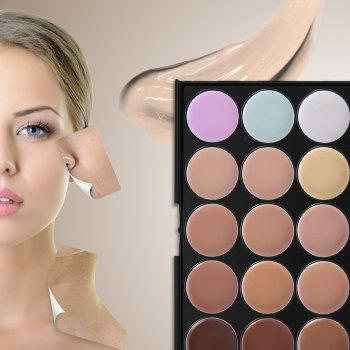 15 Colors Professional Salon Party Contour - COLORMIX 1