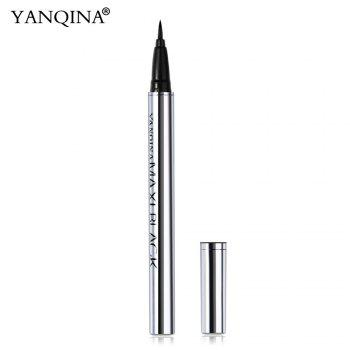 YANQINA Ultimate Black Long-lasting Waterproof Eyeliner Pencil Pen