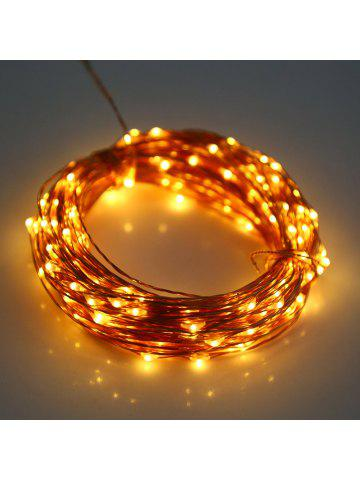 3m 30 leds copper wire fairy string light aa battery powered for christmas holiday festival decoration