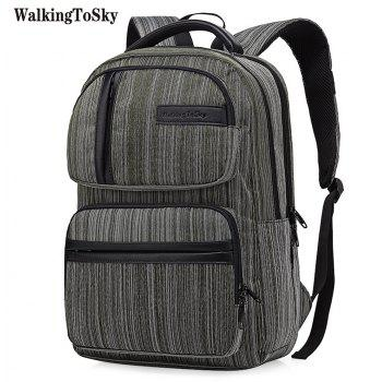 WalkingToSky Brand Backpacks for Men Women School