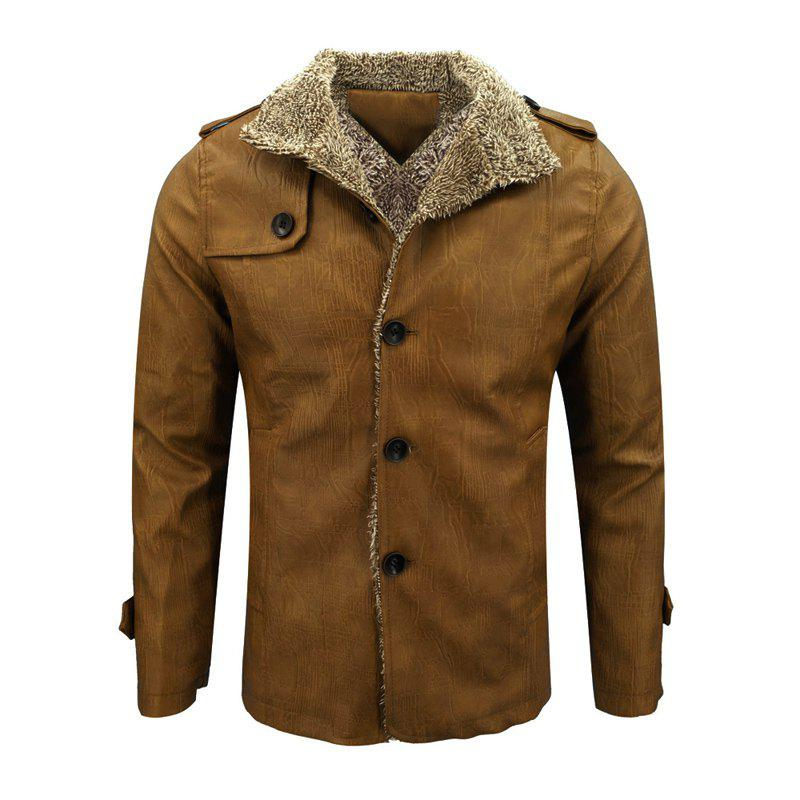 Men'S Wear in Autumn and Winter and Fur Coats of Men'S Fashion and Leisure shivali singla jasmaninder singh grewal and amardeep singh kang wear behavior of hardfacings