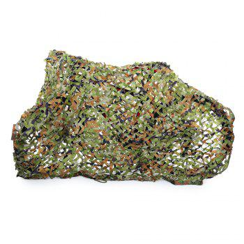 Gameit Woodland Camouflage Military Car Cover Hunting Camping Tent Net - CAMOUFLAGE