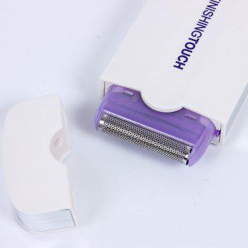 Hair Removal Laser Epilator Facial Full Body Hair Remover Depilator for Women Man - WHITE
