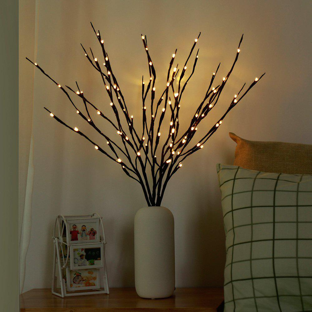 DCHDC - 5M Battery Powered LED Branches Light - WARM WHITE