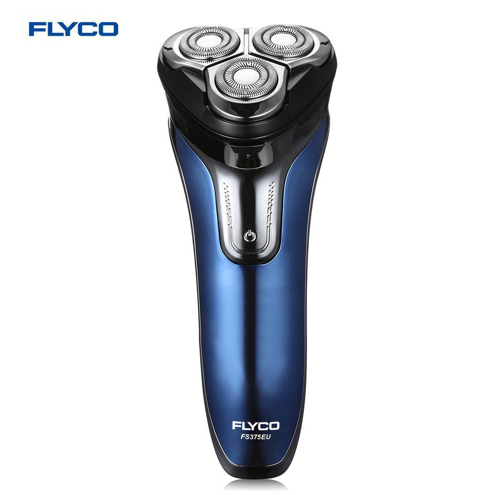 FLYCO FS375EU Electric Rechargeable Shaver Wet Dry Rotary Razor for Men 256899601