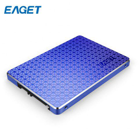 EAGET S500 2.5 inch Solid State Drive SATA 3.0 Portable SSD - PURPLE 128G